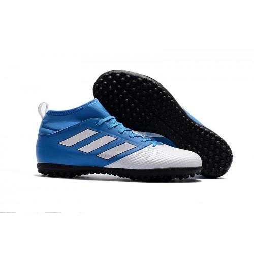 Chuteira Adidas Society Ace 17.3 Primemesh Blue White c5eb52fcd6680