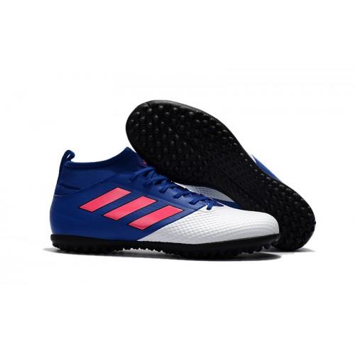 795984fc4 Chuteira Adidas Society Ace 17.3 Primemesh Blue White Pink