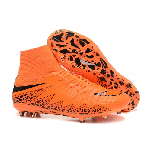 Nike Hypervenom Phanton II Premium Orange/Black