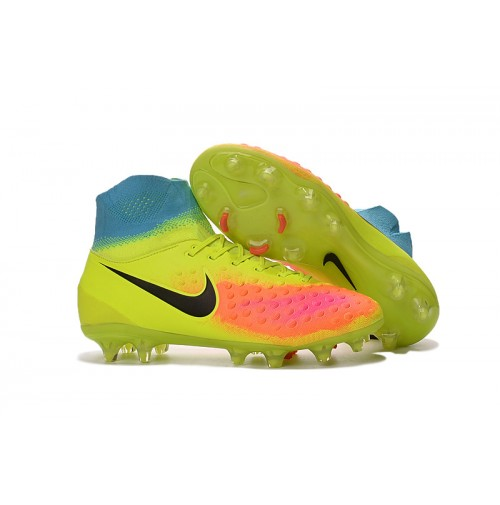 Nike Magista Orden II Yellow/Pink