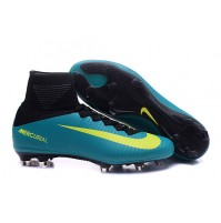 Chuteira Nike Mercurial Superfly V Green / Yellow
