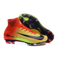 Chuteira Nike Mercurial Superfly V Red / Yellow