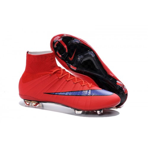 Nike Mercurial Superfly Red/Blue