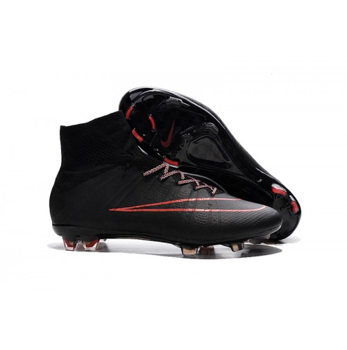 Nike Mercurial Superfly Black/Red Leak