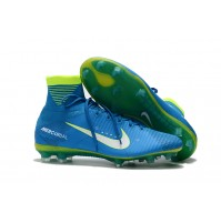 Nike Mercurial Vapor XI Neymar Blue/Yellow