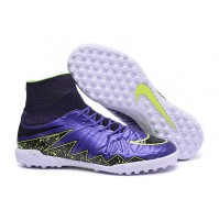 Chuteira Nike Society Hypervenom Phantom II Dark Purple
