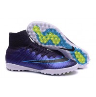 Chuteira Nike Society  Mercurial IX Purple