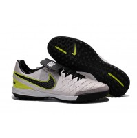 Chuteira Nike Society Tiempo Legend VI White/Yellow