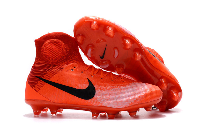 55c032bce6 ... Chuteira Nike Magista Obra II FG RedBlack Bright Quick View sneakers  for cheap c311d 75108 ...